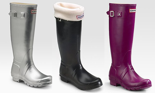 Winter Rain Boots - Cr Boot